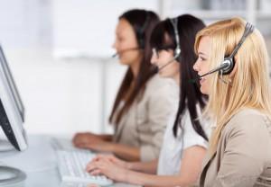 three-women-answer-phone-calls